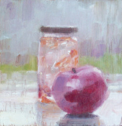 End of the Jam (SOLD painting) thumbnail