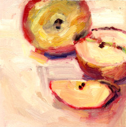 Apples (Available painting) thumbnail
