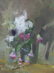 Wilt   still life oil painting thumbnail
