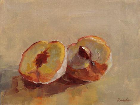 Peach Seed●