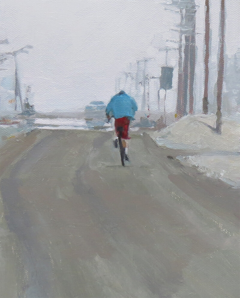 The Cyclist, showing at OPA