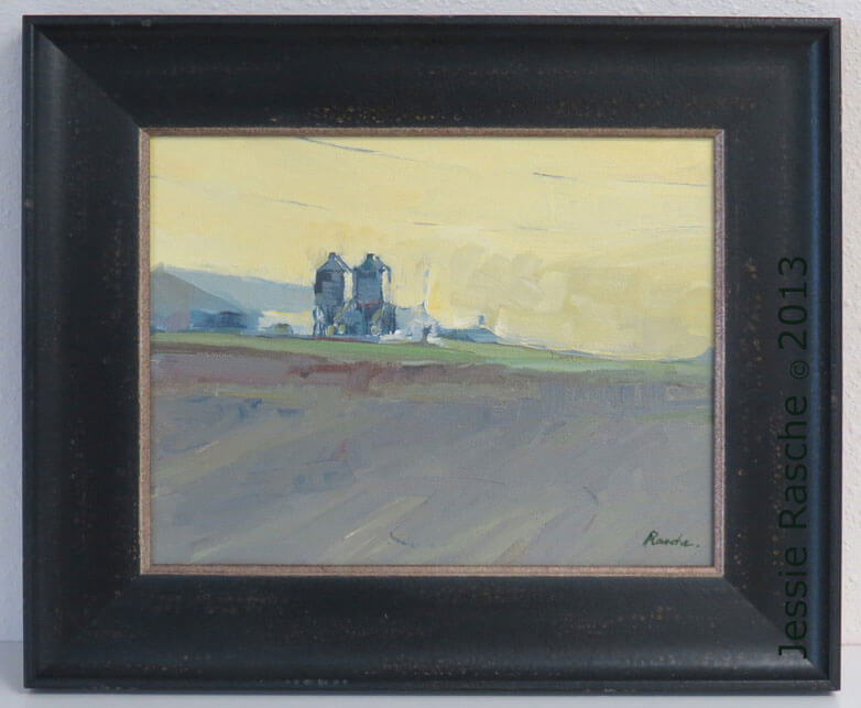 farm landscape paintings