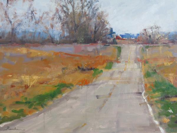 south dakota artist landscape painting